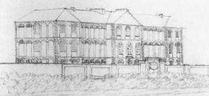 Bedford Lunatic Asylum, 1820