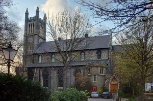 Holy Trinity Church, Brompton. Photo by David Castor.