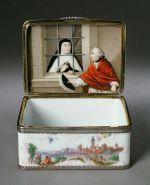 A not so naughty snuffbox.