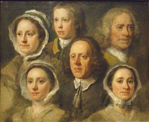 "William Hogarth's ""Servants"""