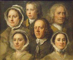 "William Hogarth's ""Servants"""