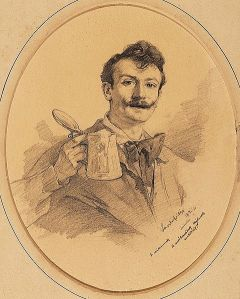 480px-László_Self-portrait_with_beer-pot_1891