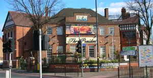The Mermaid Inn in Sparkhill. Photo by Oosoom.