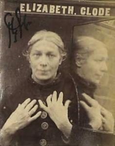 Elizabeth Clode in 1890 (Dorset History Centre/Ancestry.co.uk).
