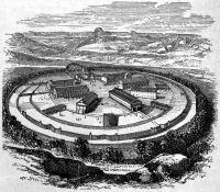 Dartmoor Prison, c.1879